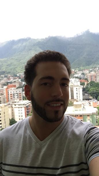 Another shot of Caracas Venezuela