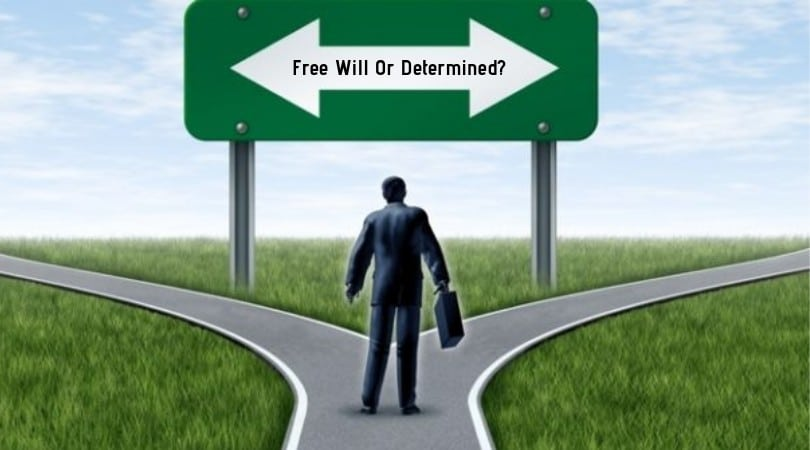 Free Will VS Determinism - Do We Really Have Free Will? - Only ...